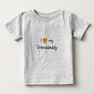 I Love My Granddaddy Shirt