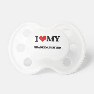 I love my Granddaughter BooginHead Pacifier