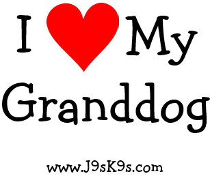 I Love My Granddogs Gifts On Zazzle