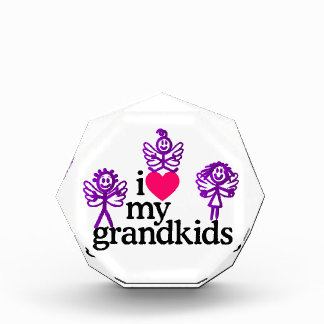 I Love My Grandkids Award