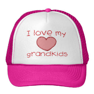 I love my grandkids hat
