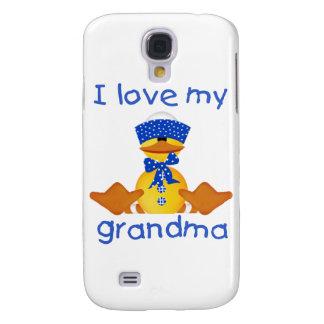 I love my grandma (boy ducky) samsung s4 case