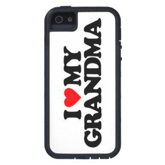 I LOVE MY GRANDMA COVER FOR iPhone 5
