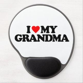 I LOVE MY GRANDMA GEL MOUSE PADS