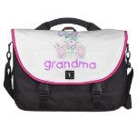 I love my grandma (girl bunny) commuter bag