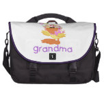 I love my grandma (girl ducky) computer bag