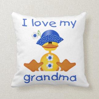 I love my grandma (girl ducky) pillows