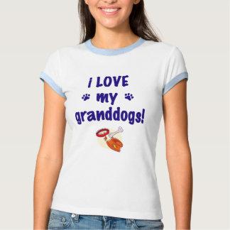 I love my grandogs! shirt