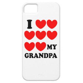 I Love My Grandpa iPhone SE/5/5s Case