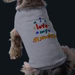 """i love my grandpa shirt<br><div class=""""desc"""">i love my grandpa t-shirt for dogs</div>"""