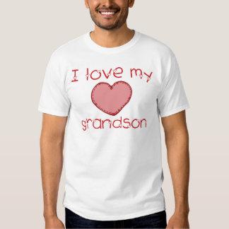 I love my grandson shirt