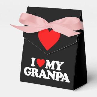 I LOVE MY GRANPA FAVOR BOX