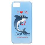 I Love My Grat White iphone 5 iPhone 5C Cover