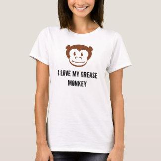 I LOVE MY GREASE MONKEY T-Shirt