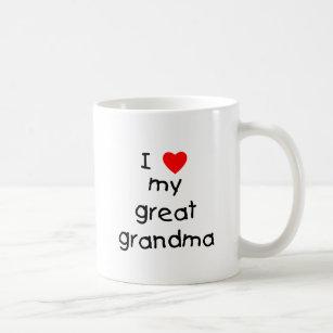 great grandma coffee travel mugs zazzle