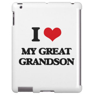 I Love My Great Grandson