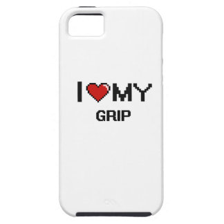 I love my Grip iPhone 5 Covers