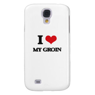 I Love My Groin Samsung Galaxy S4 Covers