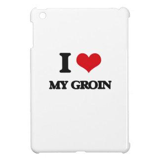 I Love My Groin Case For The iPad Mini