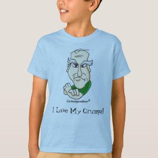I Love My GRumpa Kid's Shirts
