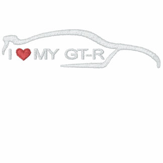 I Love My GT-R Track Jacket
