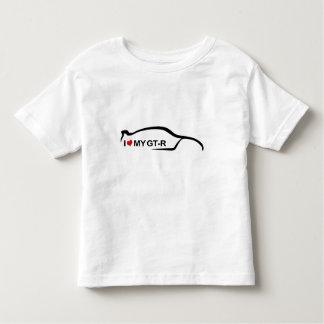 I love my GT-R - Nissan Skyline GT-R Toddler T-shirt