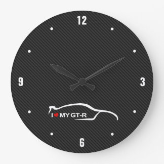 I love my GTR Large Clock