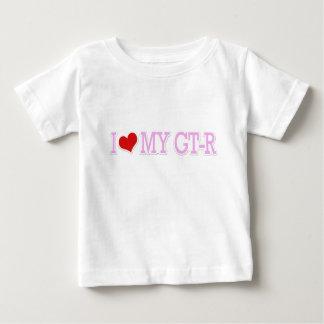 I love my GTR - Pink Baby T-Shirt