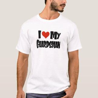 I Love My Guardsman T-Shirt