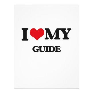 I love my Guide Custom Flyer