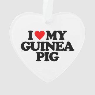 I LOVE MY GUINEA PIG