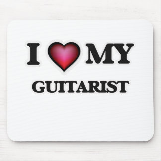 I love my Guitarist Mouse Pad