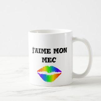 I love my guy coffee mug
