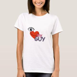 I Love My Guy - I Love My Girl T-Shirt