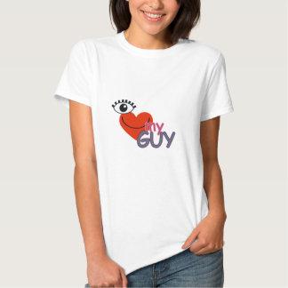 I Love My Guy - I Love My Girl T-shirts