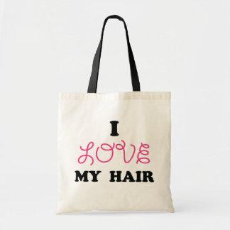 I love my hair bag