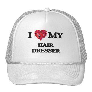 I love my Hair Dresser Trucker Hat