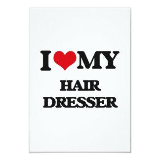 I love my Hair Dresser Announcement
