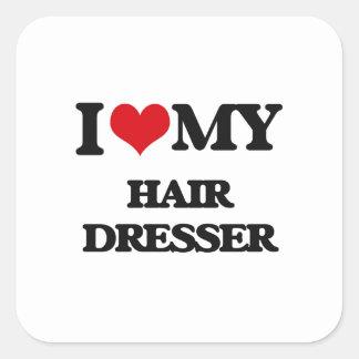 I love my Hair Dresser Sticker