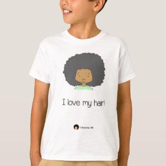 I love my hair tshirt