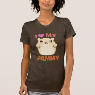 I Love My Hammy Tees