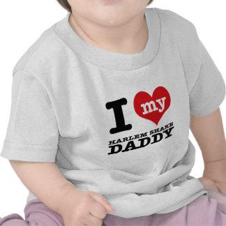 I love my HARLEM SHAKE Daddy Shirt