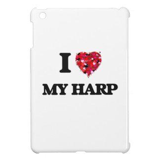 I Love My Harp iPad Mini Cases