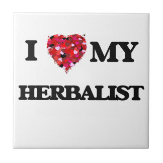 I love my Herbalist Small Square Tile