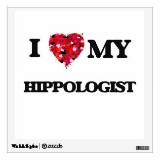 I love my Hippologist Wall Decor
