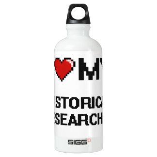 I love my Historical Researcher SIGG Traveler 0.6L Water Bottle