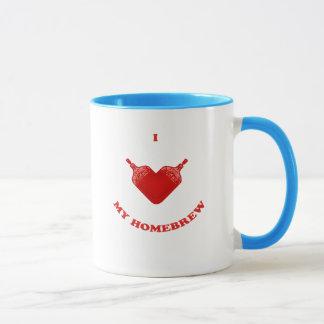 I Love My Homebrew Mug
