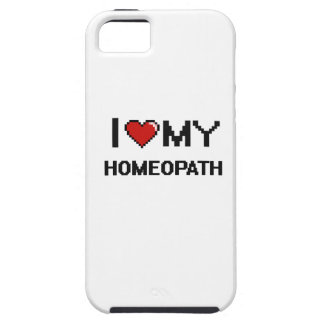 I love my Homeopath iPhone 5 Cases
