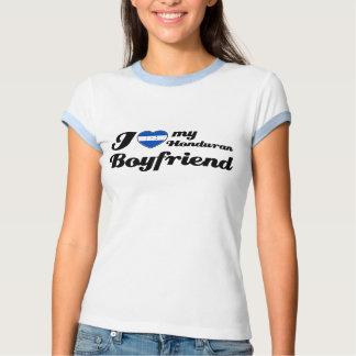 I love my Honduran Boyfriend T Shirt