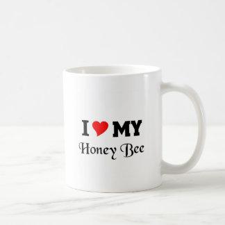 I love my Honey Bee Classic White Coffee Mug